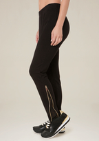 Bebe Donna Side Zip Jogger Pants