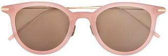 Eyevan 7285 D-frame sunglasses