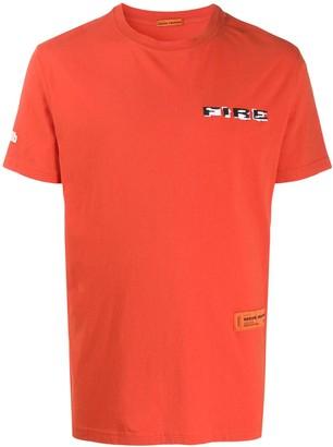 Heron Preston short sleeve logo T-shirt