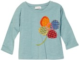 Mimi & Maggie Lucky Petals Tee (Toddler & Little Girls)