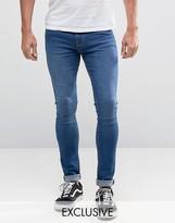 Reclaimed Vintage Super Skinny Jeans