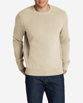 Eddie Bauer Men's Signature Cotton Crew Sweater