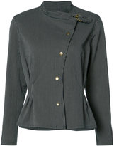 Isabel Marant collar-buckle blazer