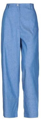 Dries Van Noten Denim trousers