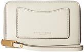 Marc Jacobs Recruit Zip Phone Wristlet Wristlet Handbags