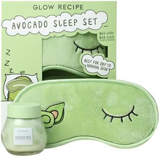 Glow Recipe - Avocado Melt Sleeping Mask Set