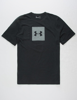 Under Armour Camo Boxed Logo Mens T-Shirt