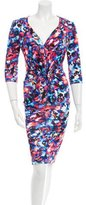 Saloni Printed Mariana Dress w/ Tags