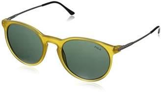 Polo Ralph Lauren Women's PH4096 Round Sunglasses