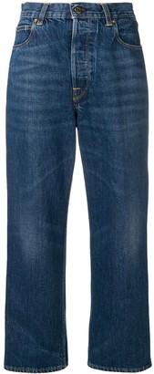 Golden Goose Kim wide-leg jeans