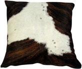 Le-Coterie Cloud Hide Pillow, Multi