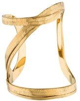 Saint Laurent Snake Chain Cuff Bracelet