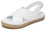 DKNY Bethune Jute Sandals