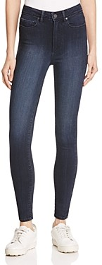 Paige Hoxton Ankle Skinny Jeans in Harla