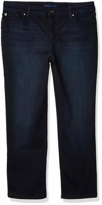 Bandolino Women's Mandie Signature Fit 5 Pocket Jean