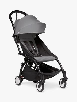 BABYZEN™ YOYO Stroller, Black/Grey