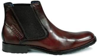 Bugatti Leather Chelsea Boots
