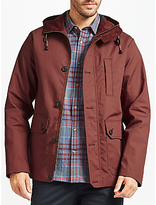 John Lewis Bonded Cotton Eagle Anorak