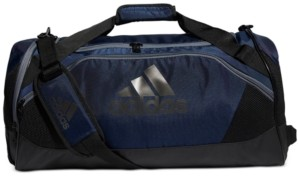 adidas Men's Team Issue Colorblocked Duffel Bag