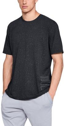 Under Armour Men's UA Speckle Print Short Sleeve T-Shirt