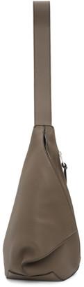 Loewe Brown Anton Sling Messenger Bag
