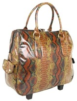 Big Buddha Jet Setter (Brown) - Bags and Luggage