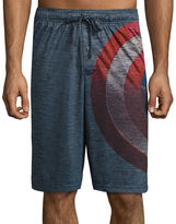 Marvel Captain America Pajama Shorts