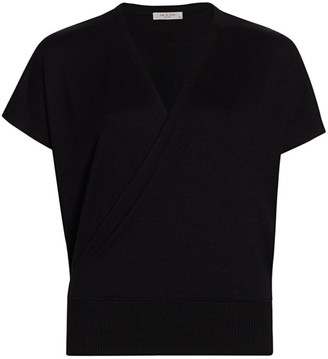 Rag & Bone The Knit Crossover Top