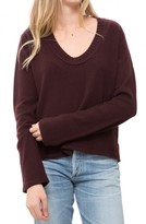 Inhabit Cashmere U Neck Sweater