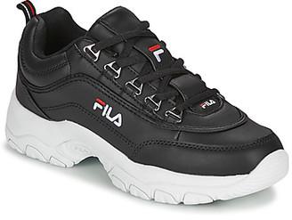 Fila Black Trainers For Women   Shop