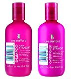 Lee Stafford Poker Straight Shampoo & Conditioner Duo 2 x 250ml by