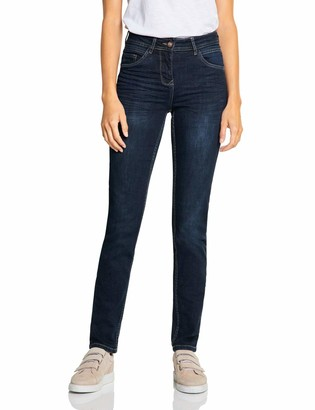 Cecil Women's 372539 Toronto Slim Fit Jeans