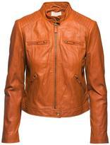 Joie Cognac Dezra Jacket