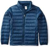 Amazon Essentials Boys' Lightweight Water-Resistant Packable Puffer Jacket