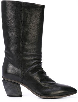 Officine Creative Mid Calf Boots