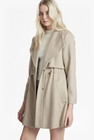French Connection Runaway Wool Short Coat