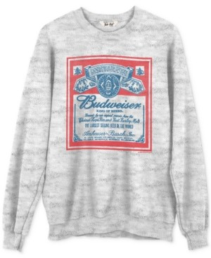 Junk Food Clothing Cotton Budweiser Graphic Sweatshirt