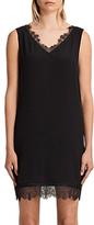 AllSaints Camia Lace Dress, Black