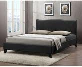 Bed Bath & Beyond Battersby Designer Bed with Upholstered Headboard