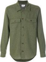 Closed pocket detail shirt