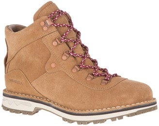 Merrell Waterproof Leather Lace-Up Boot
