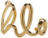 Chloé Gold 'Chloé' Cuff