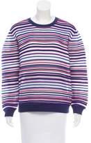 Kenzo Oversize Textured Sweatshirt