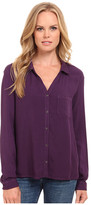 Three Dots Long Sleeve Classic Shirt