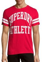 Superdry Crewneck Printed Short-Sleeve Tee