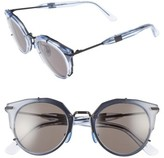 Westward Leaning Women's Sphinx 48Mm Sunglasses - Blue Ice/ Grey