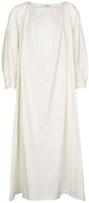 Deveaux Elise cotton midi dress