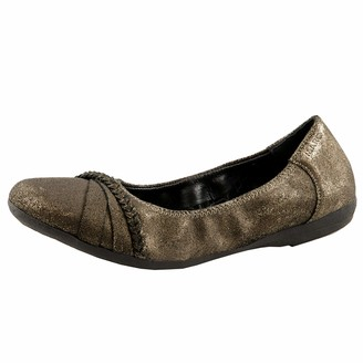 Marc Shoes Janine Womens Ballet Flats Closed Toe