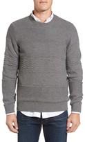 Gant Men's Structure Crewneck Sweater