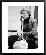 Sonic Editions Warhol on the Phone (Framed)